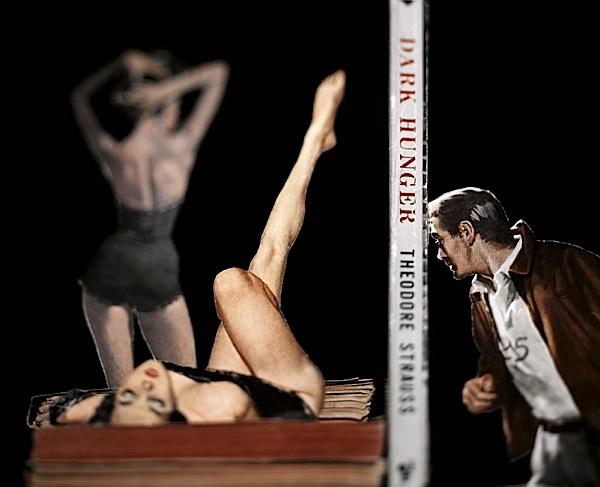 Thomas Allen Book Art Photography